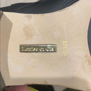 Louise et Cie Shoes - Louise et cie Black leather knee length boots